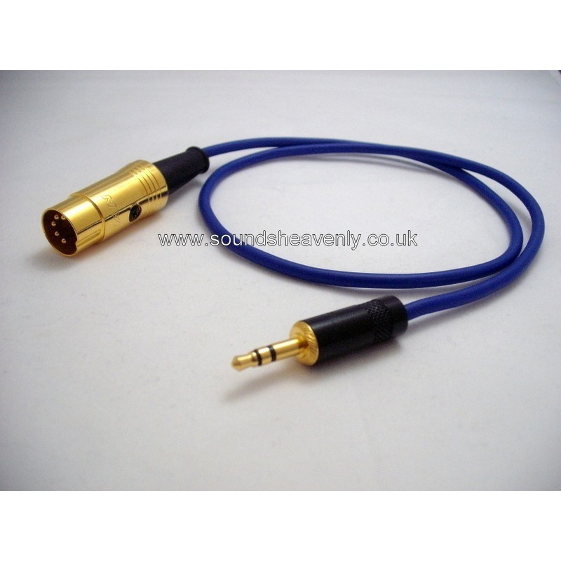 Bespoke High-End cable, Minijack to B&O Beovision AUX In