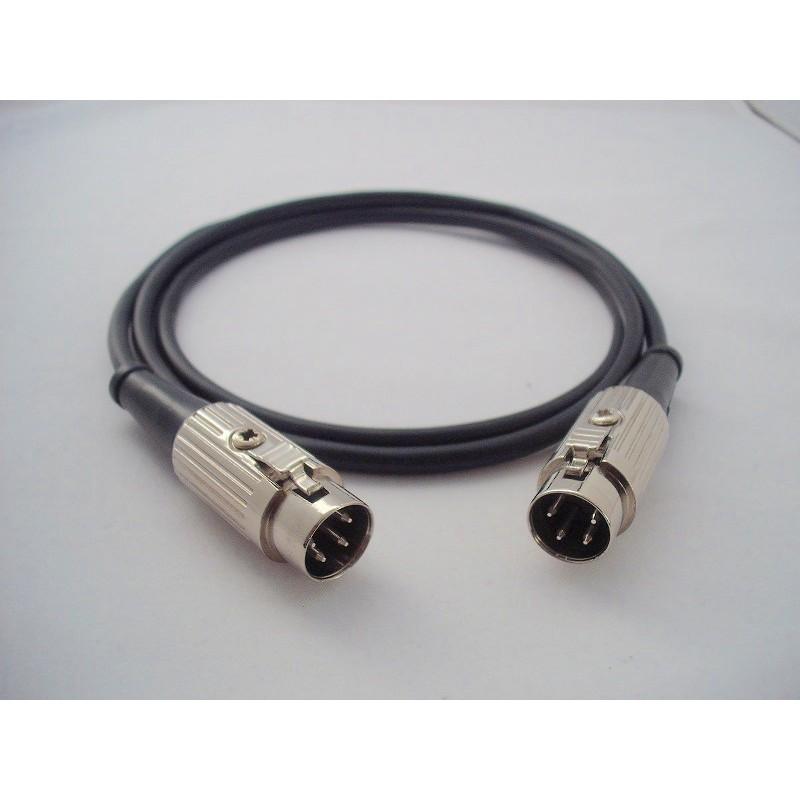 Naim SNAIC compatible interconnect (4 pin to 4 pin DIN)