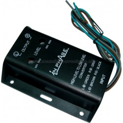 Power Amplifier to Beolab Line In (Attenuated Convertor kit)