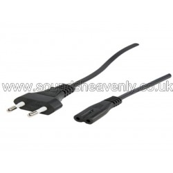 EU European Mains cable for Apple